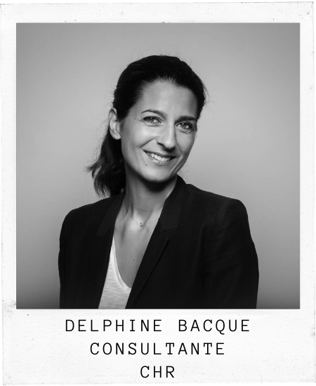 Delphine Bacqué consultante CHR - CBRE IPC